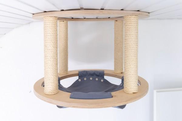 Katzenmöbel für die Decke